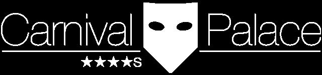 Carnival Palace Logo White